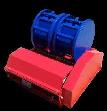 Barrel Tumblers - Deburring Equipment Manufacturing